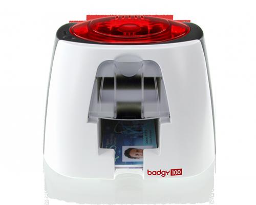 De badgy 200 card printer